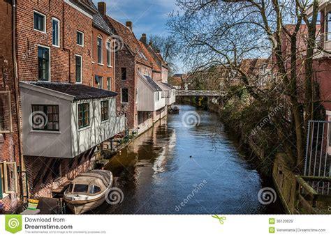 Oud Appingedam by Hangende Keukens In Het Oude Centrum Appingedam