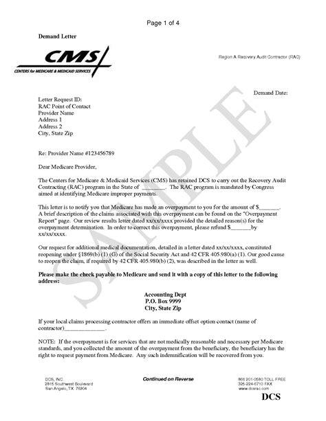 Demand Letter Medicare best photos of medicare demand letter medicare