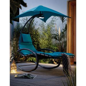 reclining garden chairs asda helicopter chair with led bluetooth speaker