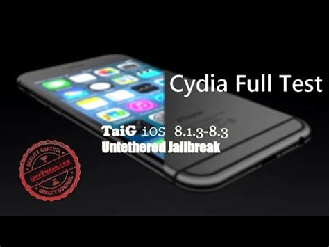 full cydia download ios 8 3 cydia on ios 8 3 with taig 2 0 jailbreak tool for ios 8