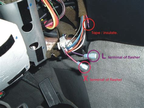 c5 corvette turn signal flasher autos post