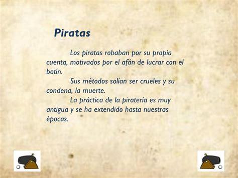 sabes la diferencia entre piratas corsarios bucaneros y piratas bucaneros y corsarios