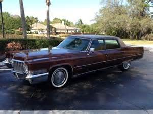 1970 Cadillac Fleetwood Brougham For Sale Find Used Cadillac Fleetwood Brougham 1970 In Winter