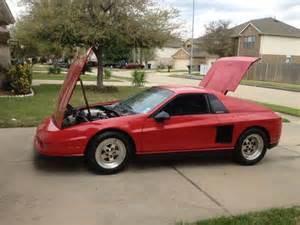 Pontiac Fiero Wide Kits Sell Used Custom Wide 1986 Pontiac Fiero Se