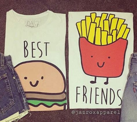 Easy Kitchen Update Ideas by Shirt Clothes T Shirt Best Friends Top Chips