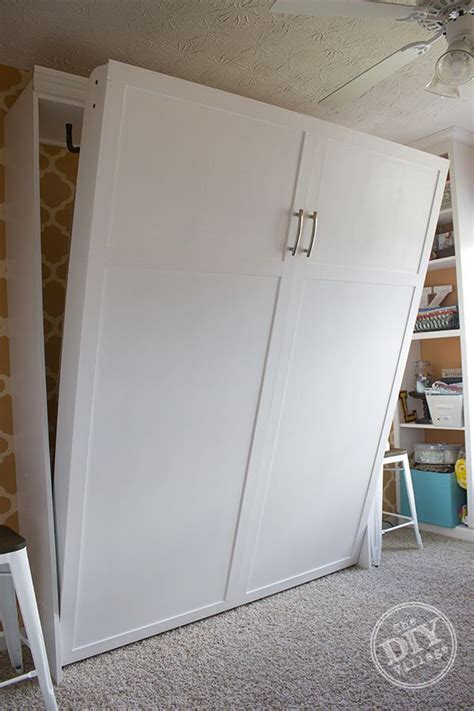 diy murphy beds decorating  small space
