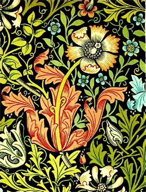 design art and craft art artists william morris wallpaper textiles