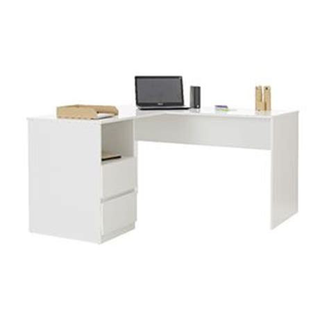 Officeworks Desk Accessories Columbia Corner Desk
