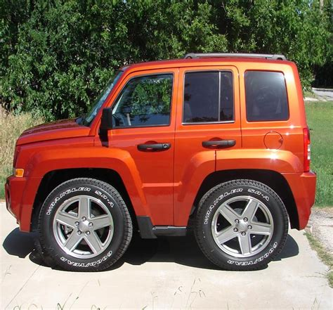 patriot jeep 2008 exige s 2008 jeep patriot specs photos modification info