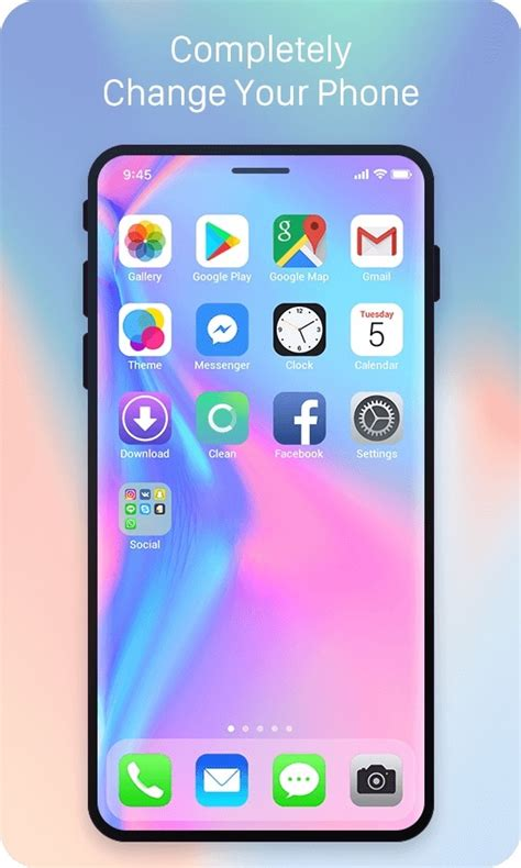 x launcher prime apk ios 11 launcher for android
