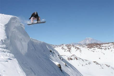 best snowboarding best places to snowboard in south america world