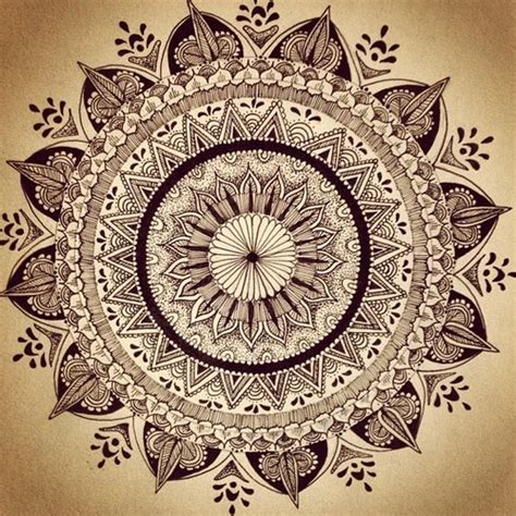 mandala pattern tumblr mandala tattoo ideas tumblr