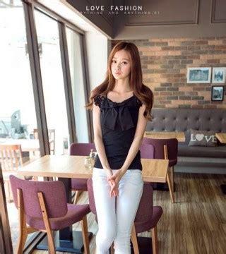 Special Rok Korea Pita Kuning Import Terbaru atasan wanita korea pita model terbaru jual