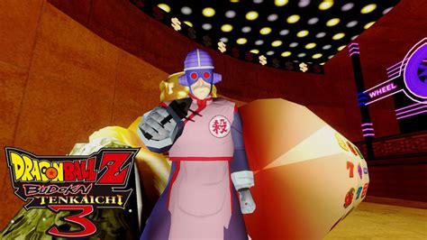 mod game dragon ball z budokai tenkaichi 3 gta san andreas tao cyborg from dragon ball z budokai