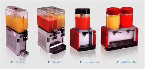 Beverage Dispenser Atria promek vl and series pt wahana satria abadi