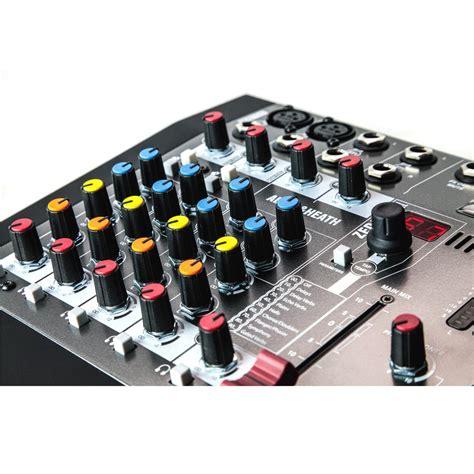 Mixer Zed allen and heath zed 6fx compact mixer at gear4music