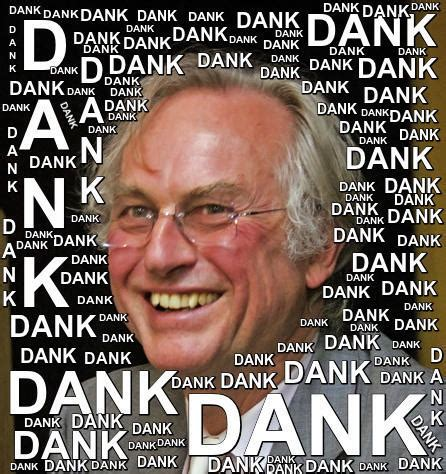 Meme Richard Dawkins - dawkins is dank richard dawkins know your meme
