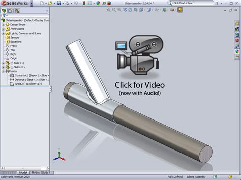 solidworks tutorial assembly mates image gallery solidworks animation