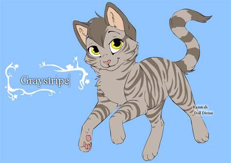 kitten maker design warrior cats warrior cats character design templates graystripe by
