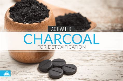 Activated Charcoal Carbon Detox by Activated Charcoal Pills Your Best Friend For Effective Detox