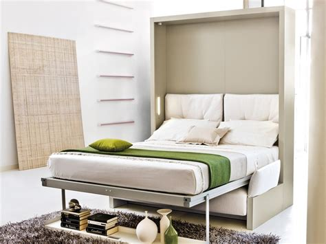 Decorating A Small Guest Bedroom - maximize small spaces murphy bed design ideas