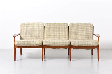 arne vodder sofa 3 seat sofa arne vodder modestfurniture com