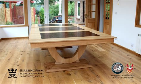 pool dining table uk convertible snooker and pool dining tables birmingham