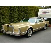 1978 Lincoln Mark V Diamond Jubilee Edition Gold Exterior