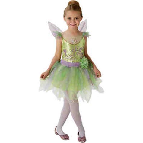 Kostum Tingkerbell 1 kost 252 m tinker bell classic mit aufdruck disney fairies
