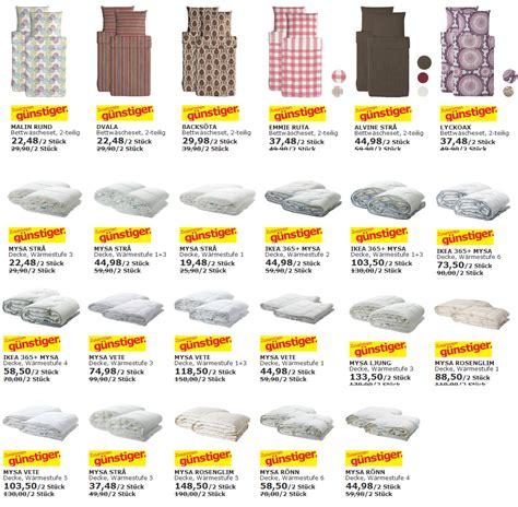 Ikea Bettdecken by Ikea Bettdecken Modernes Haus
