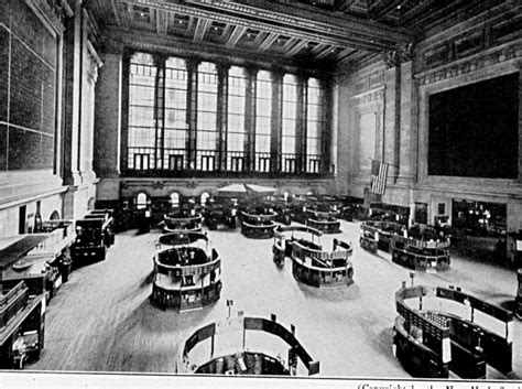 Stock Interiors by Pdx Retro 187 Archive 187 Stock Exchange Began On This