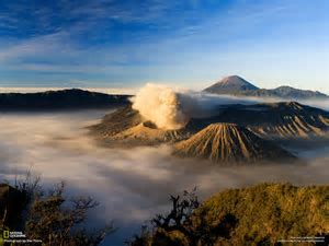 Amazing Planet: Mount Bromo, Indonesia