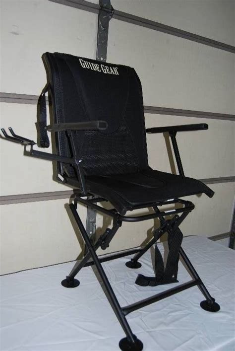 Ground Blind Chairs by Ground Blind Chair Le Sportsman 135 K Bid