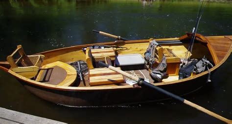 drift boat loans cedar drift boats and big brown trout in northern michigan