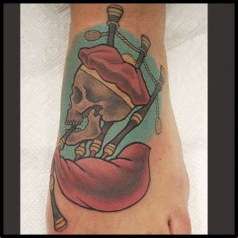 scottish piper tattoo designs scottish designs best ideas gallery