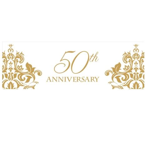 50th Wedding Anniversary Logo Ideas by 50th Wedding Anniversary Clipart Texasteam Info