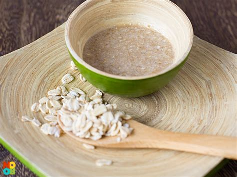oatmeal diy mask way to remove pearly penile papules