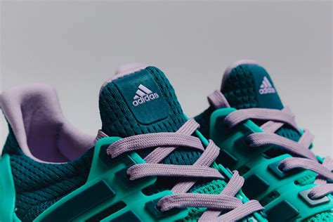 Adidas Ultraboost Clear Green 1 adidas ultra boost clear green sneakerfiles