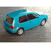 Vw Toy Car Die Cast And Hot Wheels  Golf 4 From Sort