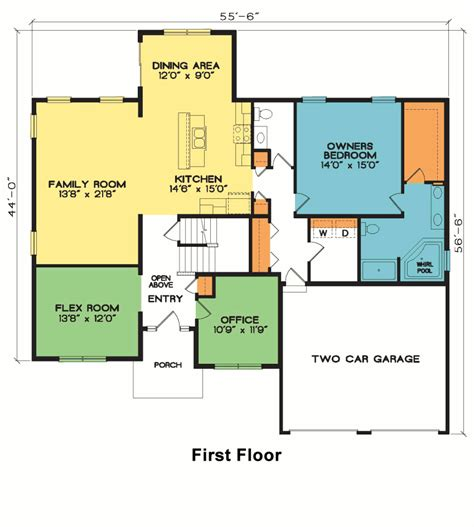 home floor plans knoxville tn the knoxville the house of five gables