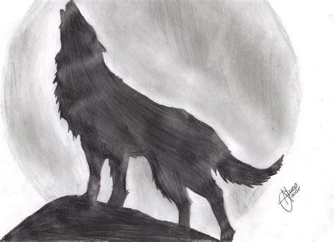 imagenes para dibujar a lapiz de lobos algunos dibujos propios propios algun y dibujo