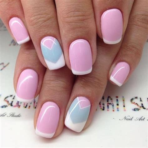 Pictures Of Pink Nail Designs