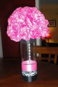 sweet 16 flower centerpieces sweet sixteen decor sweet sixteen decorations
