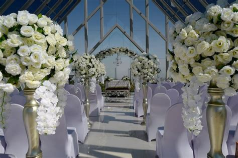 Wedding Planner Bandung by Bandung Weddings Intercontinental Bandung Dago Pakar