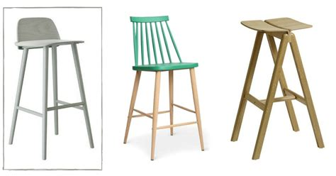 Tabouret de Bar Scandinave : Le TOP10