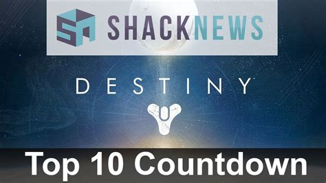 top 10 things we want to see in destiny youtube