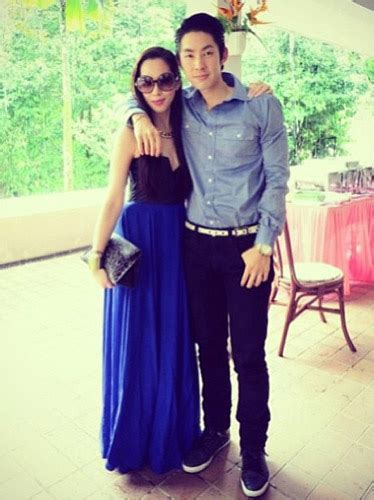 Vanness Wu and Arissa Cheo's marriage still intact despite