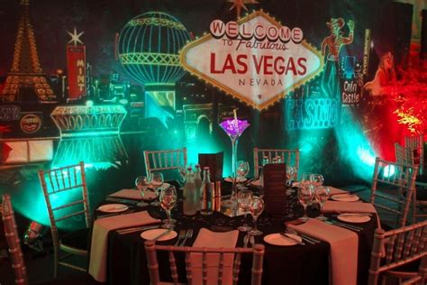 vegas themed events superb events