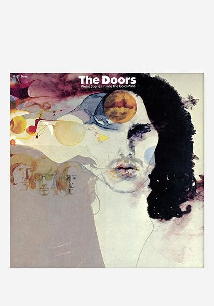 The Doors Inside The Gold Mine the doors inside the gold mine 2 lp vinyl newbury comics