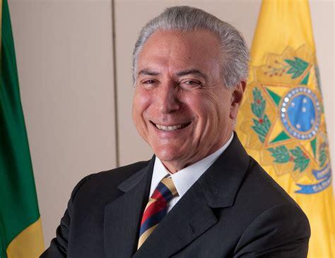 President S Cabinet Brazil S President Hand Picks Men Only Cabinet Including